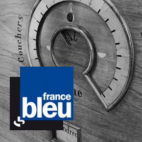 Le musée du Temps sur France Bleu Besançon