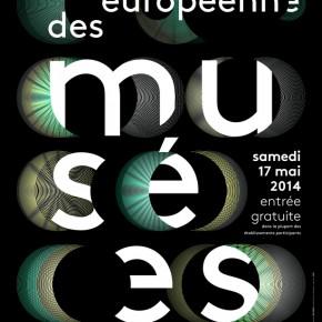 Nuit européenne des musées / 17 mai 2014
