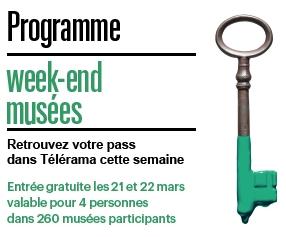 Week-end Télérama - 21 et 22 mars 2015