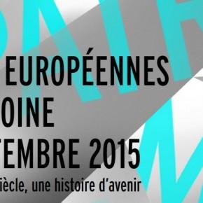 Les Journées Européennes du Patrimoine / Les 19 et 20 septembre