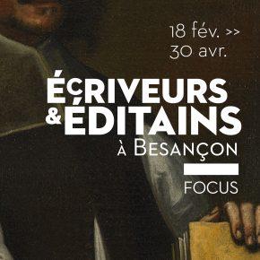 Écriveurs et éditains à Besançon