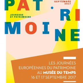 Les Journées Européennes du Patrimoine - les 16 et 17 septembre