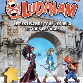 Festival Ludinam - Du vendredi 11 au dimanche 13 mai