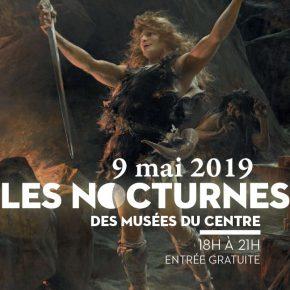Nocturne aux musées - 9 mai de 18h à 21h