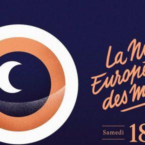 Nuit européenne des musées / Le samedi 18 mai de 19h à minuit
