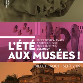 L'été aux musées !