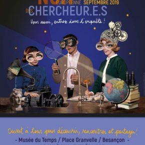 Nuit européenne des chercheurs - Le 27 septembre 2019