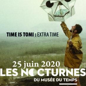 Nocturne du musée du Temps / Jeudi 25 juin de 18H à 21H