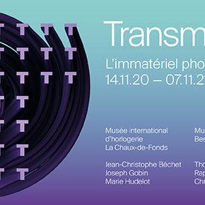 """Exposition """"Transmissions. L'Immatériel photographié"""""""